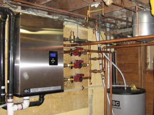 High Efficiency Boilers