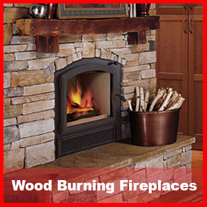 Wood Burning Fireplaces Shopping Guide