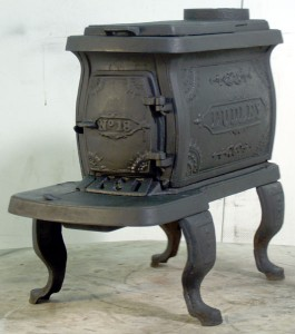 Antique Wood Stoves