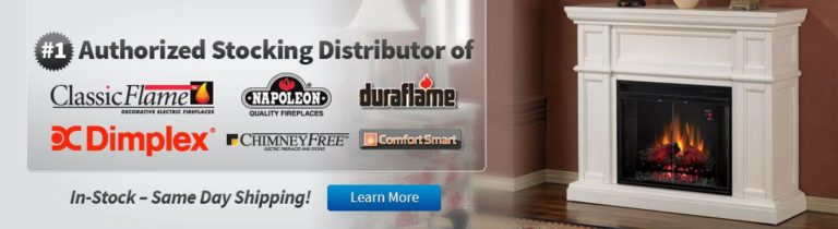 Featured Fireplace & Stove Brands