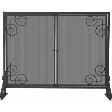 Fireplace Screen Doors