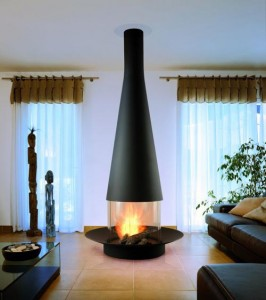 Free Standing Fireplaces