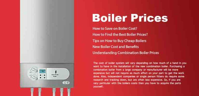 Boiler Prices