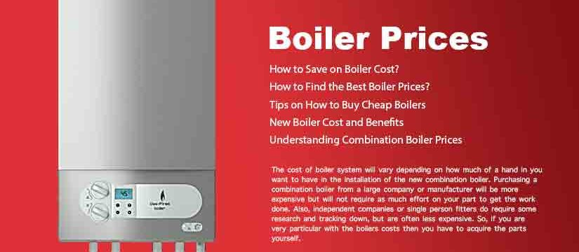 Boiler Prices